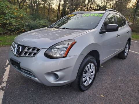 2014 Nissan Rogue Select for sale at CENTRAL AUTO GROUP in Raritan NJ