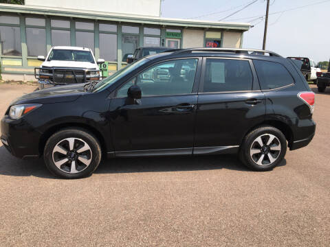 2018 Subaru Forester for sale at A Plus Auto LLC in Great Falls MT