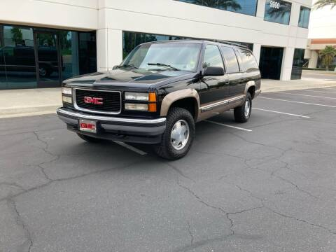 1996 GMC Suburban for sale at Worldwide Auto Group in Riverside CA