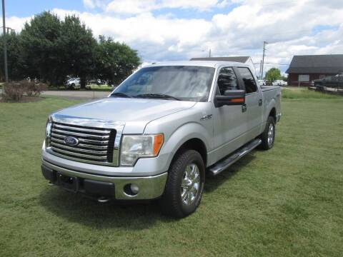 2012 Ford F-150 for sale at Wally's Wholesale in Manakin Sabot VA