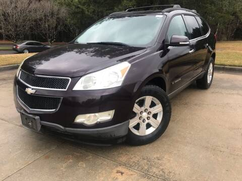 2009 Chevrolet Traverse for sale at el camino auto sales - Global Imports Auto Sales in Buford GA