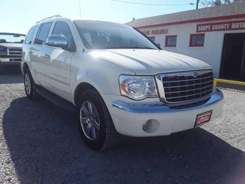 2007 Chrysler Aspen for sale at Sarpy County Motors in Springfield NE