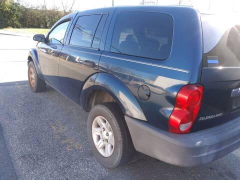 2004 Dodge Durango for sale at Charles Baker Jeep Honda in Norfolk VA