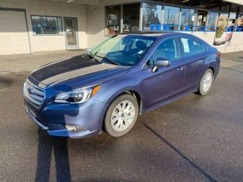 2017 Subaru Legacy for sale at TacomaAutoLoans.com in Tacoma WA