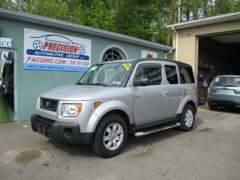 2006 Honda Element for sale at Precision Automotive Group in Youngstown OH