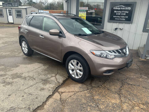 2014 Nissan Murano for sale at Rutledge Auto Group in Palestine TX