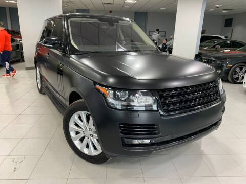 2014 Land Rover Range Rover for sale at Auto Mall of Springfield in Springfield IL