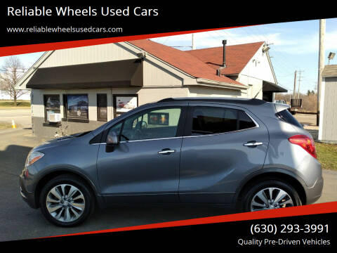 2013 Buick Encore for sale at Reliable Wheels Used Cars in West Chicago IL