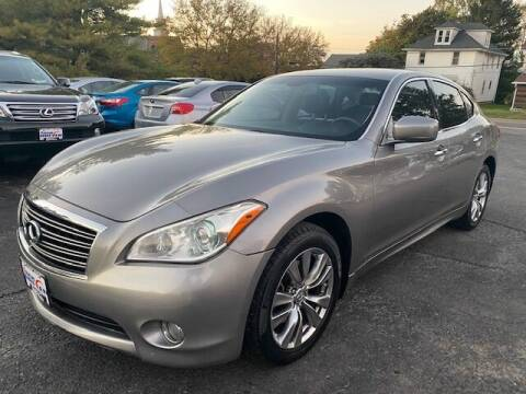 2011 Infiniti M37 for sale at 1NCE DRIVEN in Easton PA