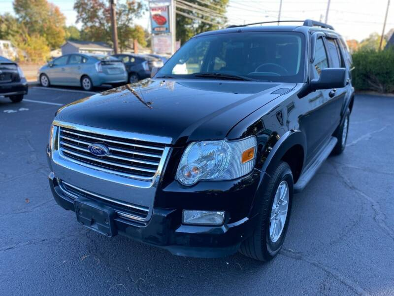 2010 Ford Explorer for sale at 1A Auto Sales in Walpole MA