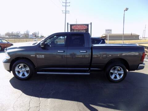 2014 RAM Ram Pickup 1500 for sale at MYLENBUSCH AUTO SOURCE in O` Fallon MO