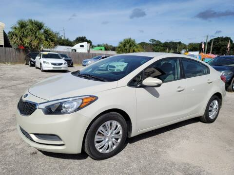 2014 Kia Forte for sale at Trust Motors in Jacksonville FL