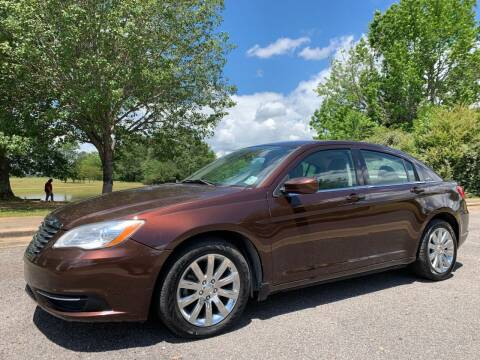 2013 Chrysler 200 for sale at LAMB MOTORS INC in Hamilton AL