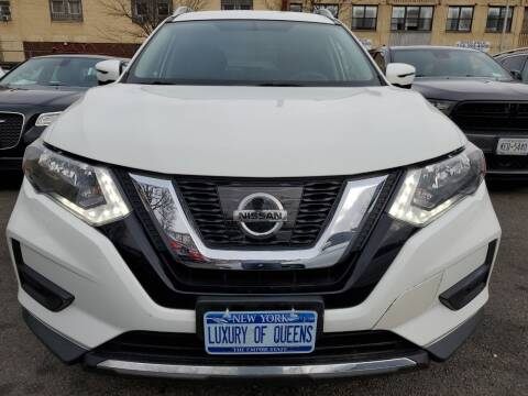 2017 Nissan Rogue for sale at LUXURY OF QUEENS,INC in Long Island City NY