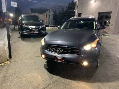2009 Infiniti FX50 for sale at H & H Motors 2 LLC in Baltimore MD