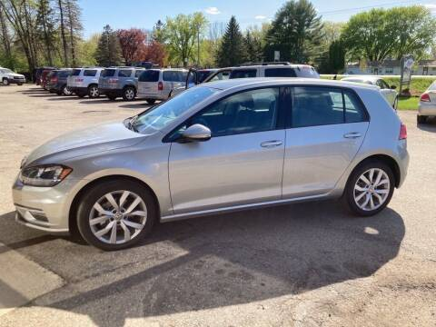 2019 Volkswagen Golf for sale at COUNTRYSIDE AUTO INC in Austin MN
