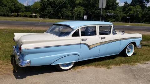 1957 Ford Fairlane for sale at COLLECTABLE-CARS LLC in Nacogdoches TX