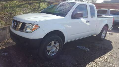2008 Nissan Frontier for sale at A & A IMPORTS OF TN in Madison TN