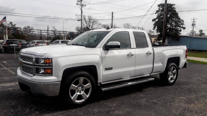 2014 Chevrolet Silverado 1500 for sale at Rons Auto Sales in Stockdale TX
