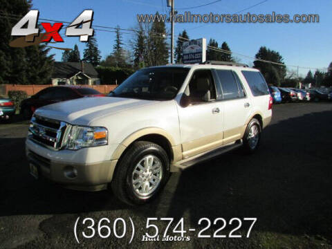 2011 Ford Expedition for sale at Hall Motors LLC in Vancouver WA