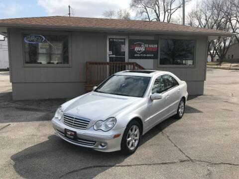 2007 Mercedes-Benz C-Class for sale at Big Red Auto Sales in Papillion NE