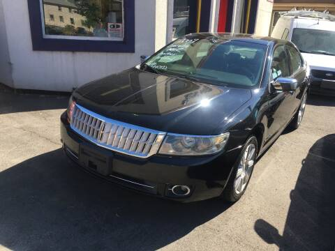 2007 Lincoln MKZ for sale at B&T Auto Service in Syracuse NY
