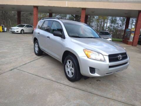 2011 Toyota RAV4 for sale at A&Q Auto Sales in Gainesville GA