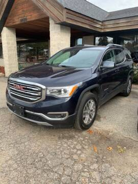2017 GMC Acadia for sale at Leonard Enterprise Used Cars in Orion MI