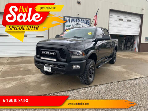 2017 RAM Ram Pickup 2500 for sale at A-1 AUTO SALES in Mansfield OH