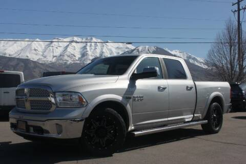 2016 RAM Ram Pickup 1500 for sale at REVOLUTIONARY AUTO in Lindon UT