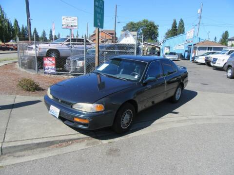 1995 Toyota Camry for sale at Car Link Auto Sales LLC in Marysville WA