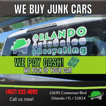 2020 Ford F-150 for sale at Orlando Auto Sales Recycling in Orlando FL