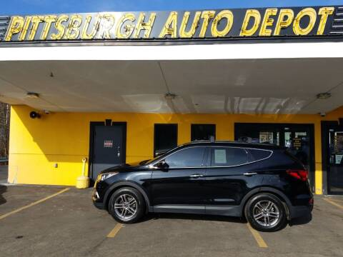 2018 Hyundai Santa Fe Sport for sale at Pittsburgh Auto Depot in Pittsburgh PA