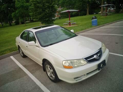 2003 Acura TL for sale at CHAD AUTO SALES in Bridgeton MO