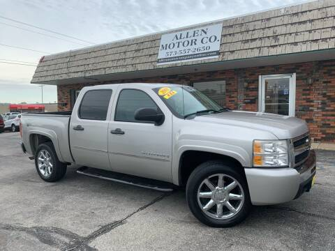 2009 Chevrolet Silverado 1500 for sale at Allen Motor Company in Eldon MO