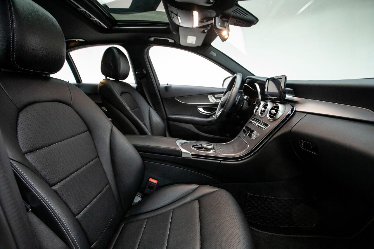 2019 Mercedes-Benz C-Class 14