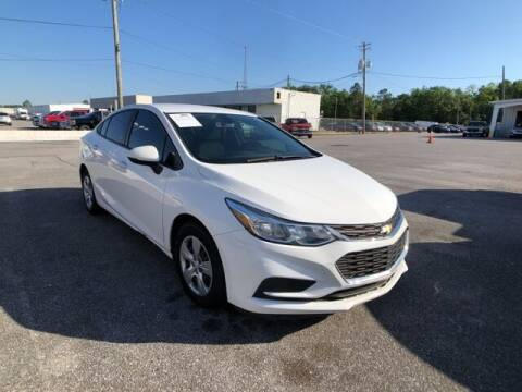 2017 Chevrolet Cruze for sale at Allen Turner Hyundai in Pensacola FL