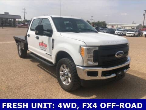 2017 Ford F-250 Super Duty for sale at STANLEY FORD ANDREWS in Andrews TX