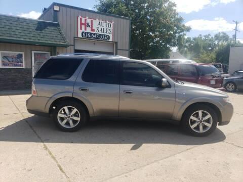 2006 Saab 9-7X for sale at H & L AUTO SALES LLC in Wyoming MI