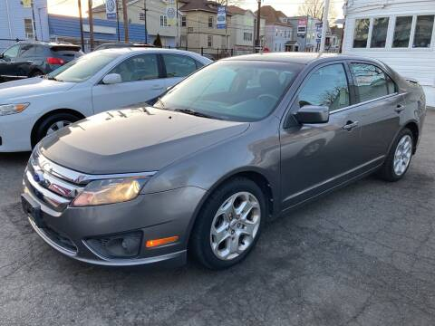 2011 Ford Fusion for sale at B & M Auto Sales INC in Elizabeth NJ