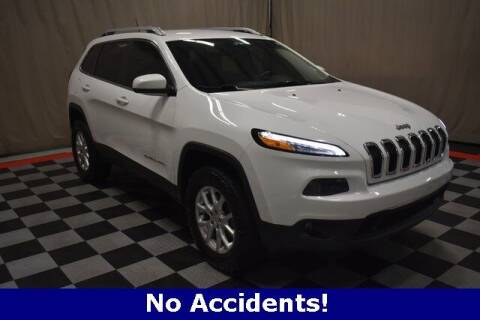 2015 Jeep Cherokee for sale at Vorderman Imports in Fort Wayne IN