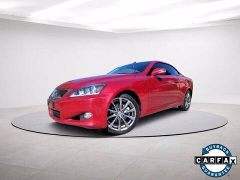 2014 Lexus IS 250C for sale at Carma Auto Group in Duluth GA