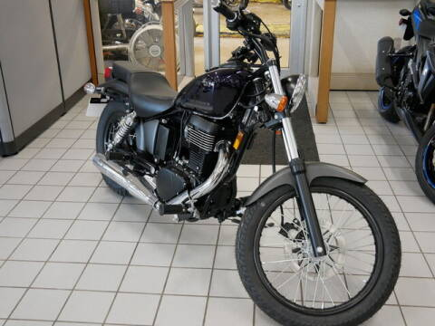 2018 Suzuki CRUISER LS650BL8 for sale at Rydell Auto Outlet in Mounds View MN