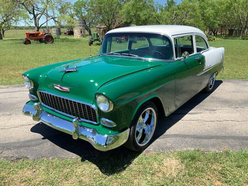 1955 Chevrolet 210 for sale in Fredericksburg, TX