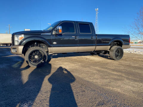 2011 GMC Sierra 3500HD for sale at Canuck Truck in Magrath AB