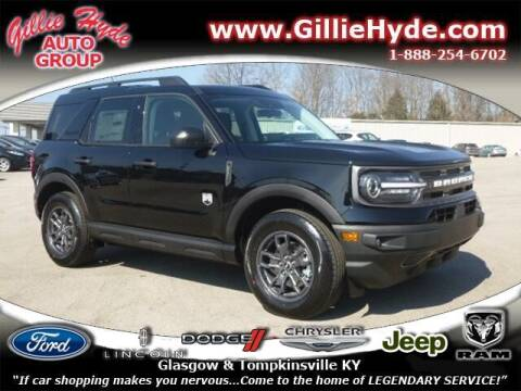 2021 Ford Bronco Sport for sale at Gillie Hyde Auto Group in Glasgow KY