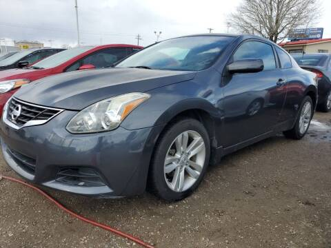 2010 Nissan Altima for sale at Revolution Auto Group in Idaho Falls ID