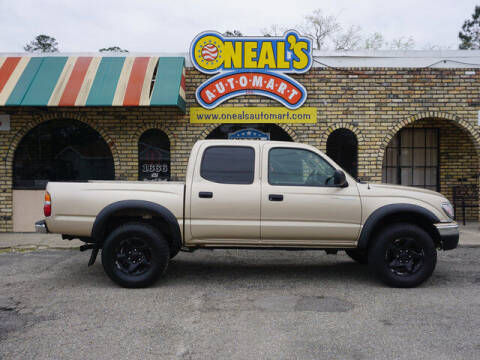 2004 Toyota Tacoma for sale at Oneal's Automart LLC in Slidell LA