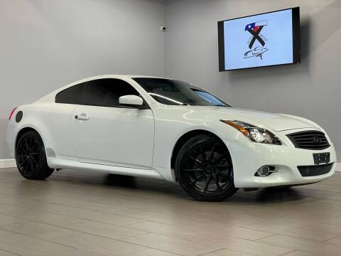 2012 Infiniti G37 Coupe for sale at TX Auto Group in Houston TX