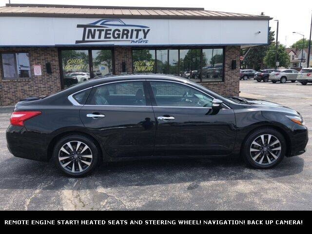 2016 Nissan Altima for sale at Integrity Motors, Inc. in Fond Du Lac WI